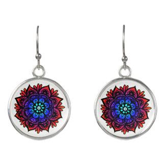 Peaceful Mandala Earrings