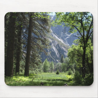 Peaceful Meadow Mouse Mat