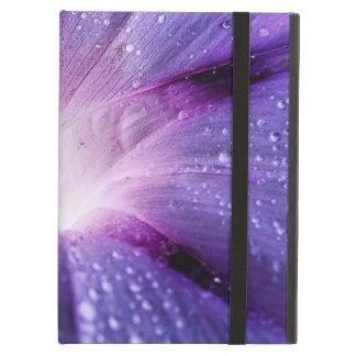 Peaceful Morning Glory iPad Air Covers