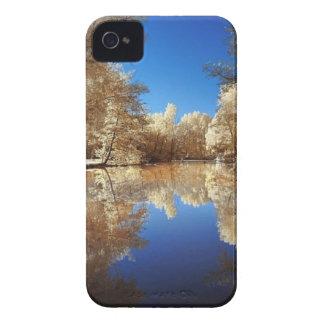 Peaceful Morning jpg Case-Mate iPhone 4 Cárcasas