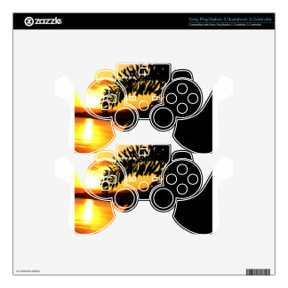 Peaceful Morning Sun Decal For PS3 Controller