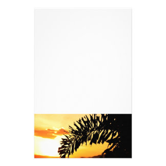 Peaceful Morning Sun Stationery