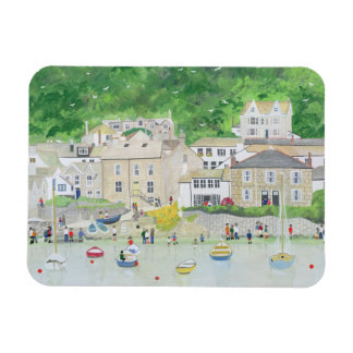 Peaceful Mousehole 1995 Magnet
