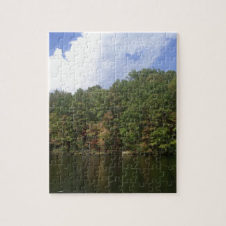 Peaceful Nature Jigsaw Puzzle