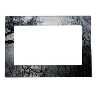 Peaceful Overlook Magnetic Frame
