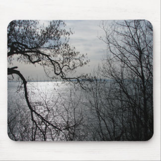 Peaceful Overlook Mouse Pad