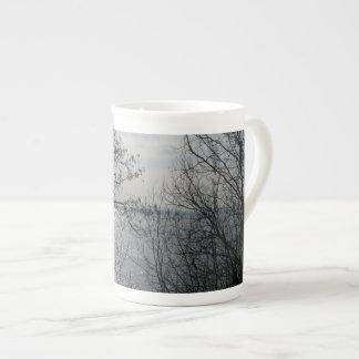 Peaceful Overlook Bone China Mug