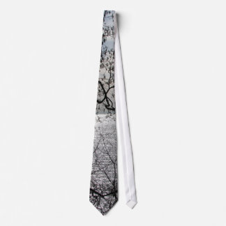 Peaceful Overlook Tie