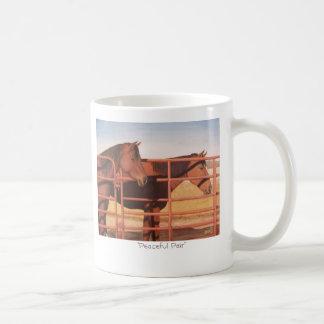 Peaceful Pair Mug