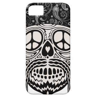 Peaceful Paisley Skull iPhone 5 Covers