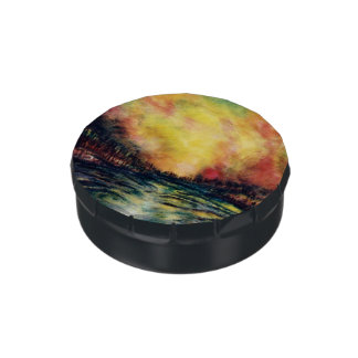 Peaceful Path Candy Tins