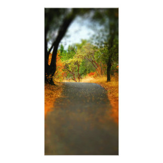 Peaceful Pathway Card