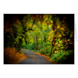 Peaceful Pathway Stationery Note Card