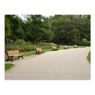 Peaceful place postcard