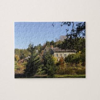 Peaceful Places - The Farm Puzzle