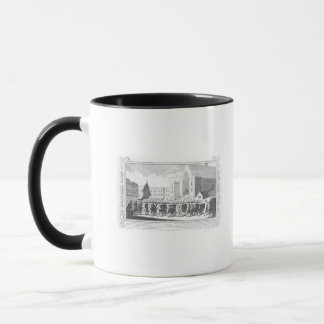 Peaceful Procession of the Members of Protestant Mug