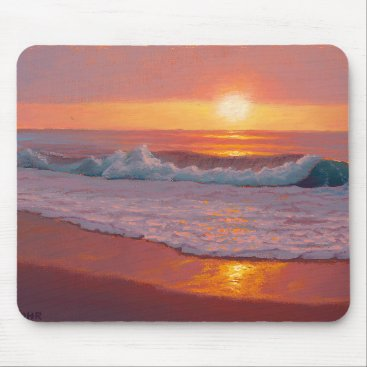 Peaceful_Reflection Mouse Pad