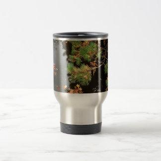 Peaceful Reflections - Yashiro Japanese Gardens 15 Oz Stainless Steel Travel Mug