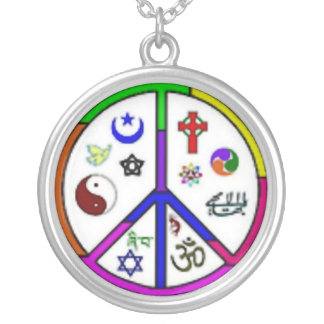 Peaceful Religions Necklace