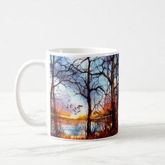 Peaceful Retreat Coffee Mug