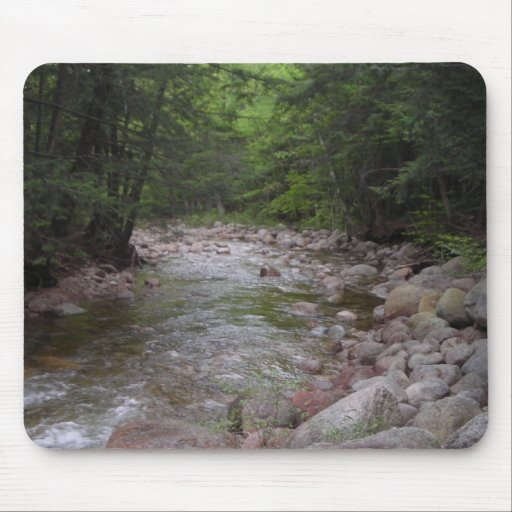 Peaceful River Mouse Pad