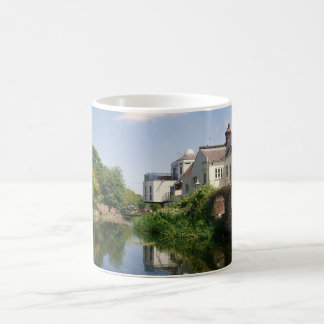 Peaceful River Scene Coffee Mug