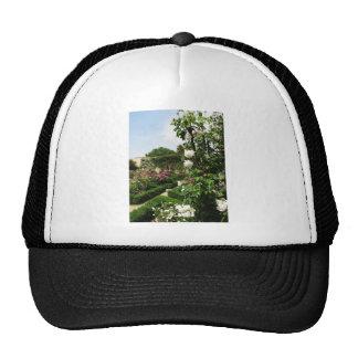 Peaceful Rose Garden Trucker Hat