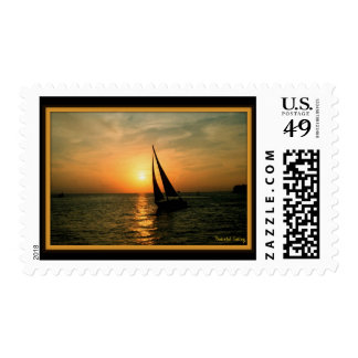 Peaceful Sailing Postage