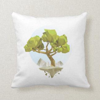 Peaceful Sanctuary Throw Pillow