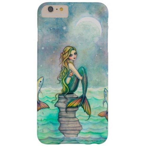Peaceful Sea Mermaid Fantasy Art Mermaids Phone Case