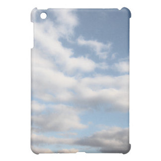 Peaceful Sky With Clouds iPad Mini Case