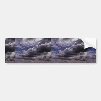 Peaceful Stratocumulus Car Bumper Sticker