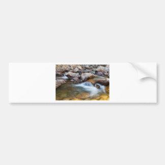 Peaceful Stream Bumper Sticker