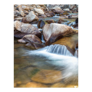 Peaceful Stream Letterhead