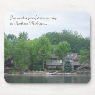 Peaceful Summer Day Mousepad