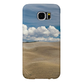 Peaceful Themed, Beautiful Toscana Desert View Wit Samsung Galaxy S6 Cases
