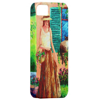 Peaceful Thoughts iPhone SE/5/5s Case