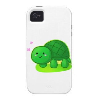 Peaceful Turtle iPhone 4 Cases