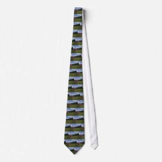 Peaceful Visual Neck Tie