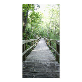 Peaceful Walk Card
