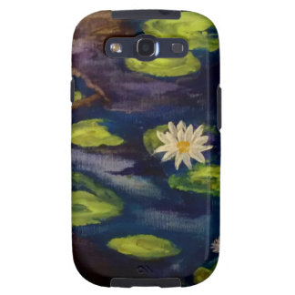 Peaceful Water Lillies Galaxy SIII Cover