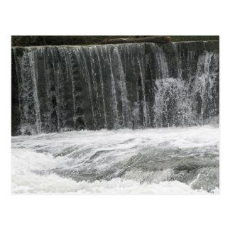 Peaceful Waterfall Postcard
