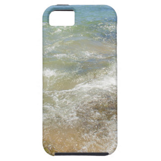 Peaceful Waves Abstract Water Photography iPhone 5 Cases