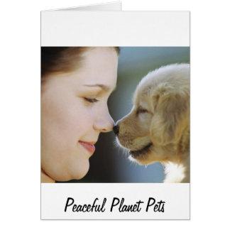 Peaceful Wonder Card