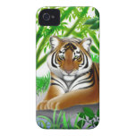 Peaceful Young Bengal Tiger Blackberry Bold Case