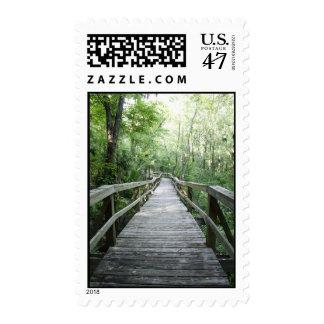Peacefull Stroll Postage