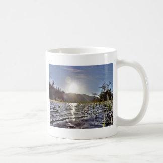 Peacefull Waters in Trout Lake Coffee Mug