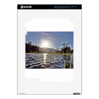Peacefull Waters in Trout Lake iPad 3 Decal