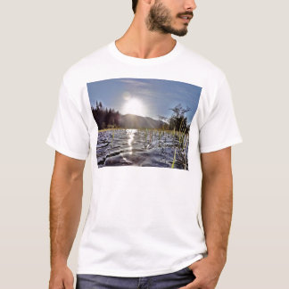 Peacefull Waters in Trout Lake T-Shirt