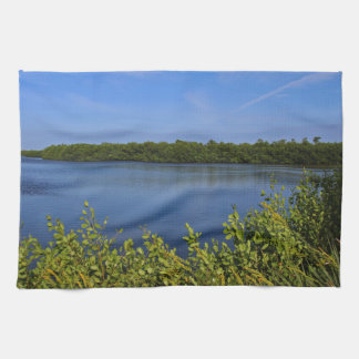 Peacefulness in the Preserve Towel
